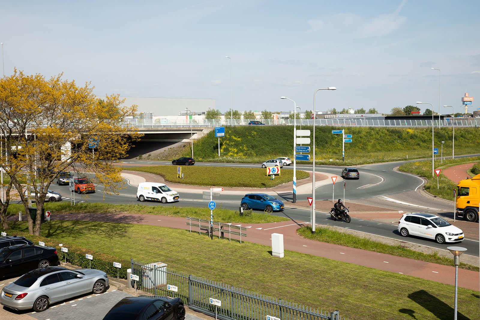 Gemeente Bodegraven-Reeuwijk bereikbaar